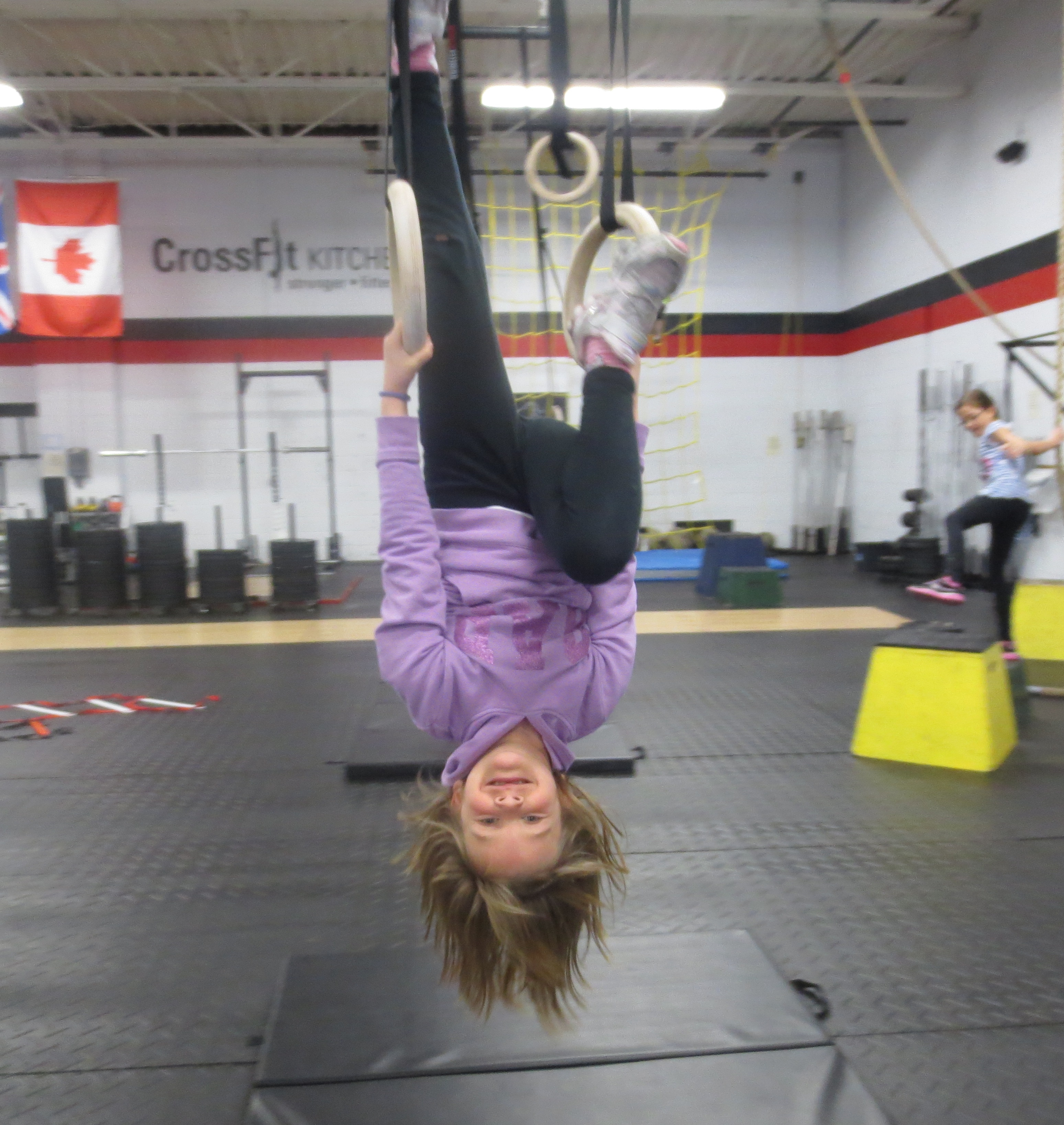 Birthday Parties At Crossfit Kitchener Testimonials