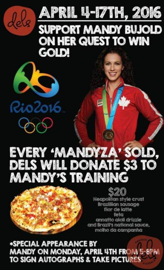 Mandy Pizza