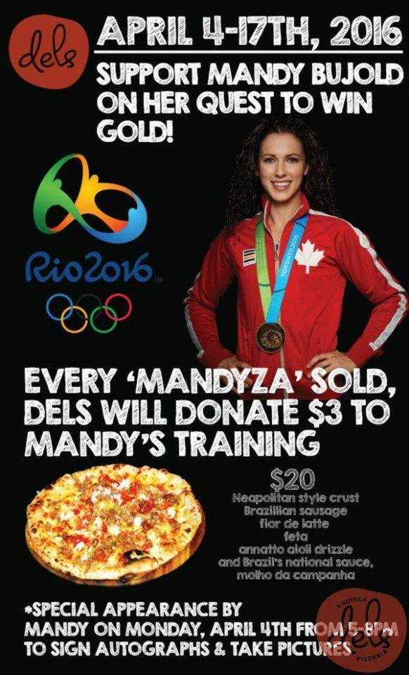 Mandy Pizza